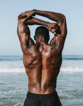 athlete back